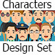 Characters Design Pack