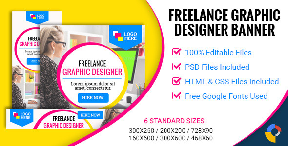 GWD | Freelance Graphic Designer - 002
