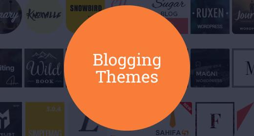 20 Blogging Themes