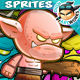 Orcs  2D Game Character Sprites 122