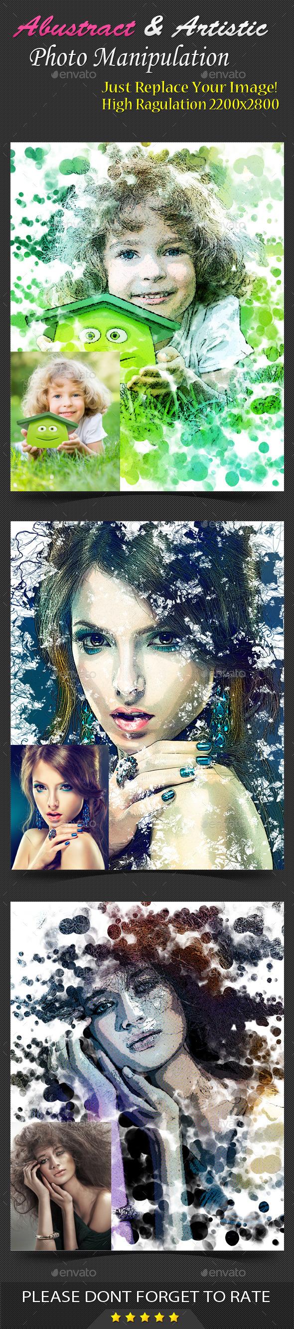 Abustrict & Artistic Photo Manuplation (Artistic)