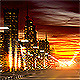 Night City Road - VideoHive Item for Sale