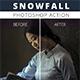 Snow - Photoshop Action