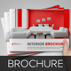 Interior Design Catalog & Trifold Brochure