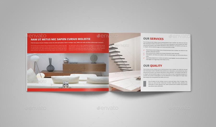 interior design catalog trifold brochure by jbn comilla