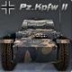 Tank Pz Kpfw II