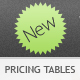 New Pricing Tables with Bonus Elements