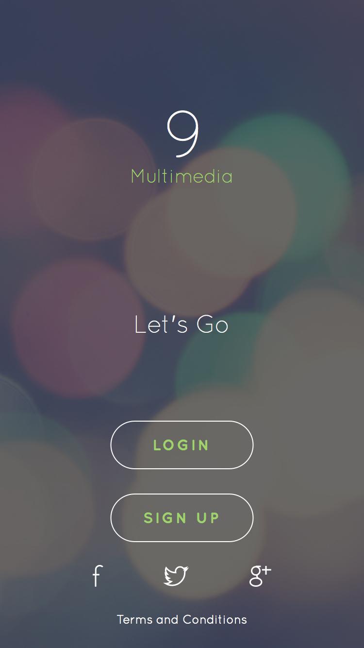 Multimedia App Sketch Mobile Ui Kit By Angelbi88