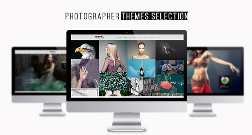 Special Photographer Portfolio Selection