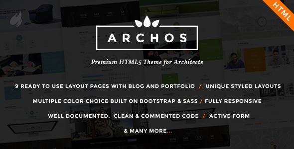 Archos - For Architect & Construction Business