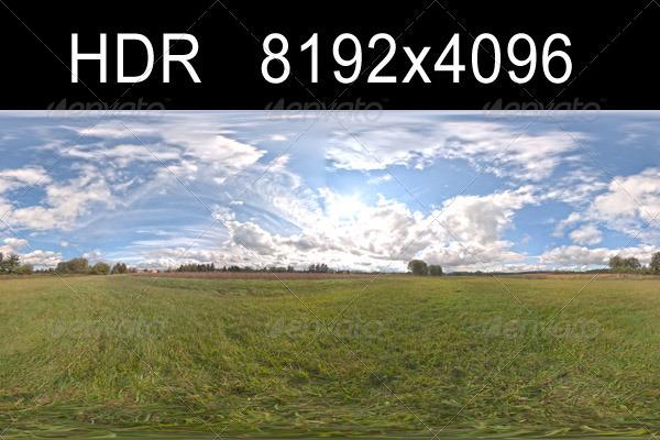 3DOcean Cloudy Sky 1333131