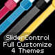 Slider Control Fully Customizable - ActiveDen Item for Sale