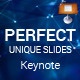 Perfect Keynote Presentation Template