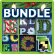 Christmas Graphic Styles Bundle Adobe Illustrator