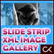 The Slide Strip XML Image Gallery - ActiveDen Item for Sale