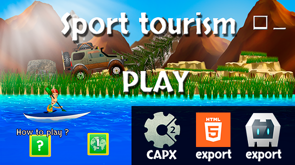 CodeCanyon Sports tourism CAPX 13245014