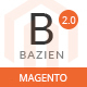 The Bazien Magento Theme (Fashion) Download