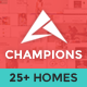 Champions - Creative Multi-Purpose Magento Themes