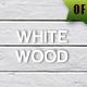 12 White Wood Backgrounds
