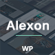 Alexon - Personal One-Multi Page Hybrid WP Theme