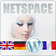 Netspace - Premium Wordpress тема + Бесплатные стили - Корпоративные WordPress