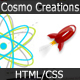 Cosmo Creations | Modern Portfolio & Business - ThemeForest Item for Sale