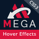 MegaHover Mouse Over Effects