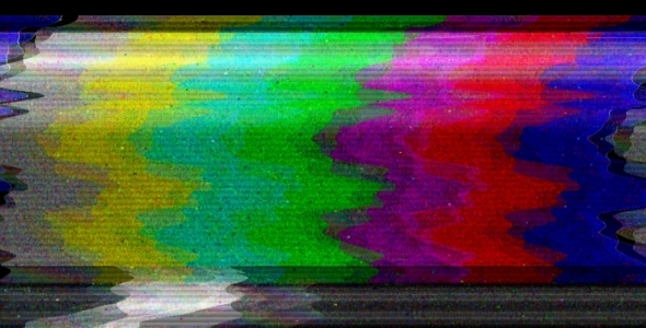 VideoHive Tv Turn off Lost Signal 1335793