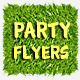 Party Flyers 4 in 1 - GraphicRiver Item for Sale