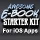 iOs Ebook Starter Kit con la Guía de Tutoriales en vídeo - WorldWideScripts.net artículo en venta