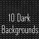 10 Dark Backgrounds