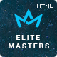 EliteMasters | Multi-Purpose Website Template - ThemeForest Item for Sale