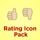 Rating Icons - GraphicRiver Item for Sale