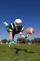 American football player - PhotoDune Item for Sale
