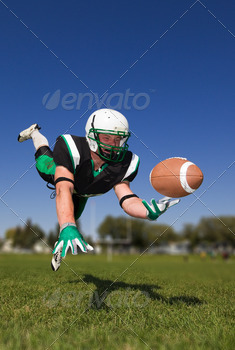 American football player - PhotoDune Item for Sale
