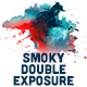 Smoky Double Exposure