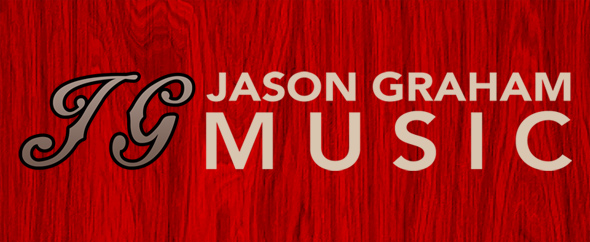 Jason graham music logo wide