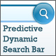 Predictive Dynamic Search Bar - ActiveDen Item for Sale