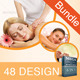 Spa & Beauty Salon Advertising Bundle | Volume 4