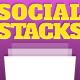 WordPress Social Stacks – Responsive Slider (Social Networking) Download