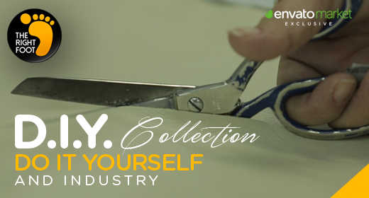 DIY Do It Yourself and Industry