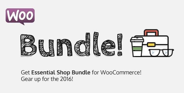 Essential Shop Bundle for WooCommerce