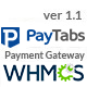PayTabs Payment Gateway for WHMCS