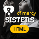 Sisters of Mercy — Nonprofit HTML Template