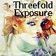 Threefold Exposure Template
