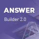Answer - Email templates set + Builder 2.0