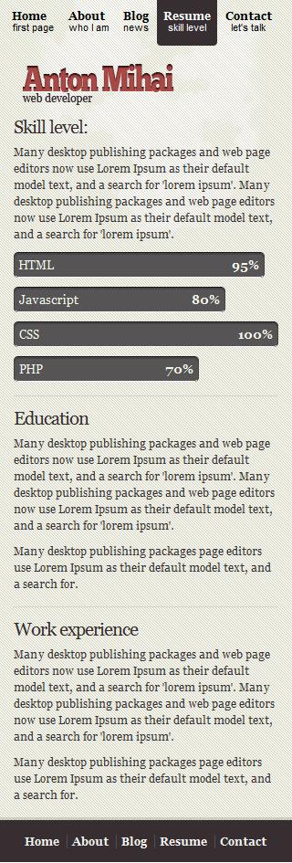 Ermark Urban Blog - HTML