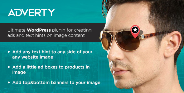 Adverty – Build ad boxes, tags & banners on images