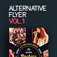 Rockers - Flyer Template