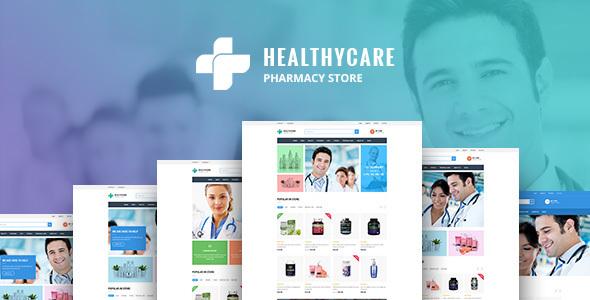 Leo Healthy Care Prestashop Multiple Theme